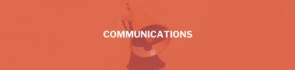 Communications Header