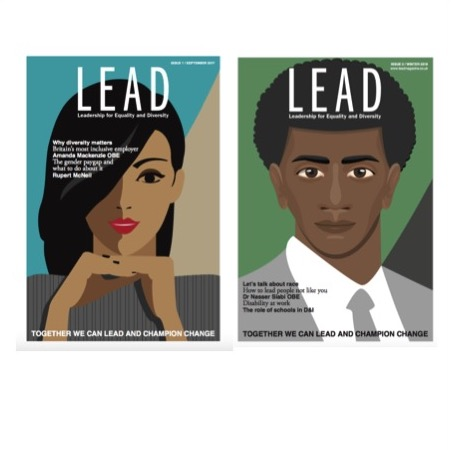 LEAD: Leadership for Equality and Diversity transfers to Slack Communications