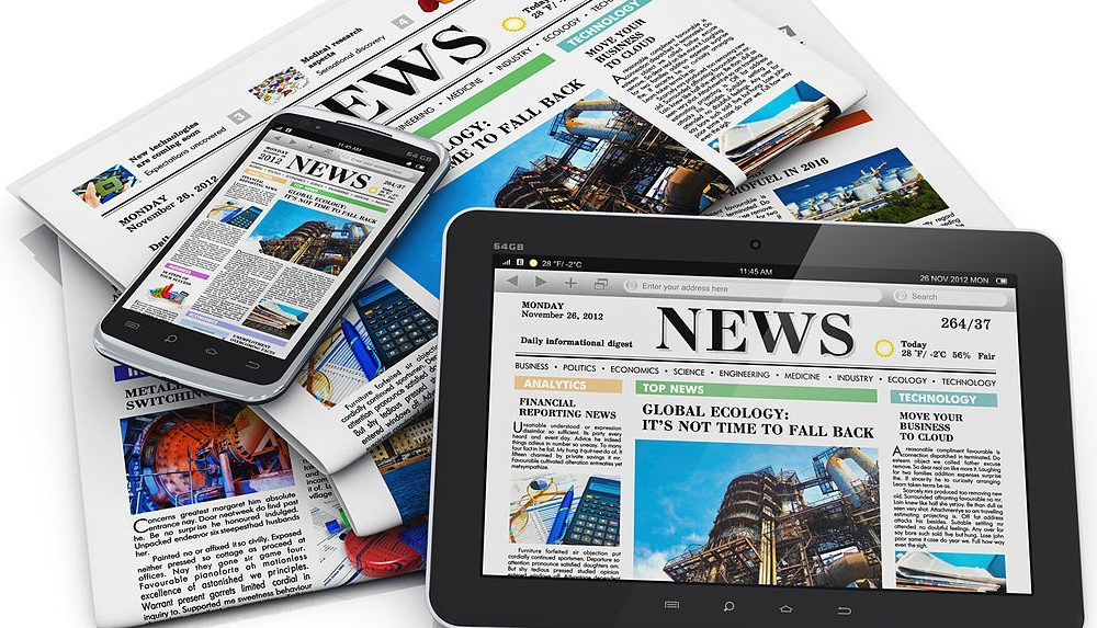 Do you find it difficult to place stories in the media?