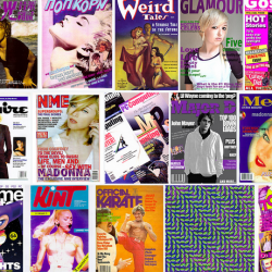 The importance of the flatplan in magazine production